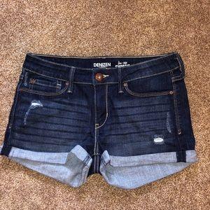 Levi's Low-Rise Jean Shorts